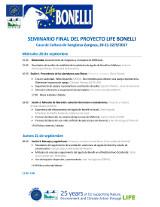 Life Bonlli, seminario final